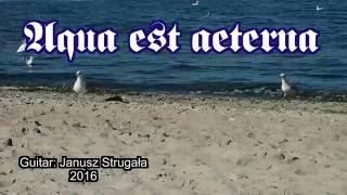Aqua est aeterna...