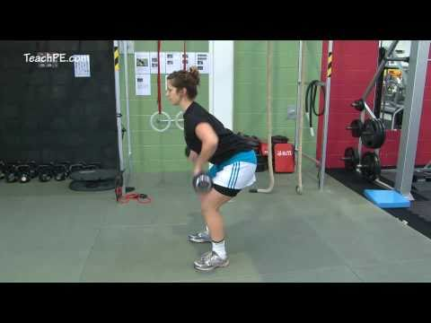 Weight Training Fitness Workout - Bent Over Barbell Row Image 1