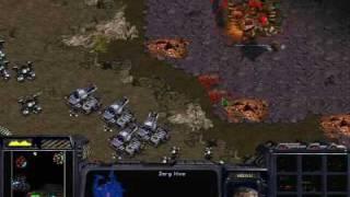 Starcraft: Brood War - Terran Mission 3: Ruins of Tarsonis