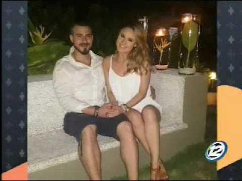 Ligia Roca tiene un novio menor que ella