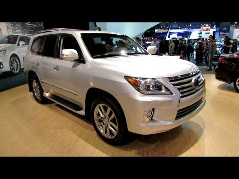 2013 Toyota Landcruiser Vs 2013 Lexus LX 570 Vocal Video With