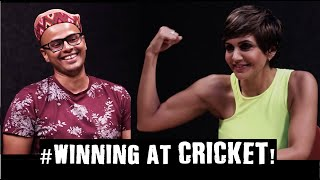 How Mandira Bedi Won the 2003 World Cup Cricket | Pant Plus 1