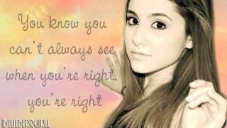 Watch Ariana Grande Vienna video