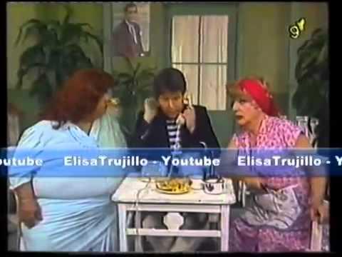 La Tota y la Porota: Actuación especial de Raphael  de Espa...