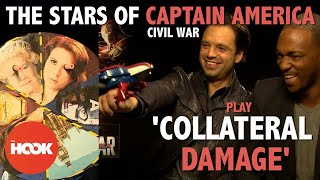 Captain America: Civil War Stars Play