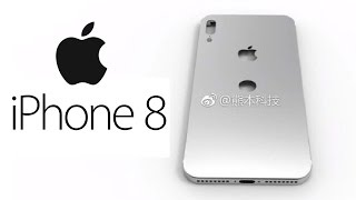iPhone 8 Leak Shows a Big Change in Apple