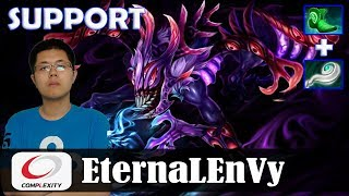 EternaLEnVy - Bane Roaming | SUPPORT | Dota 2 Pro MMR Gameplay