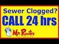 Sewer Reno NV - Mr. Rooter - (775) 200-1208