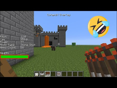 Watch Ancient Warfare Mod Minecraft 1.3.2 TUTORIAL PL