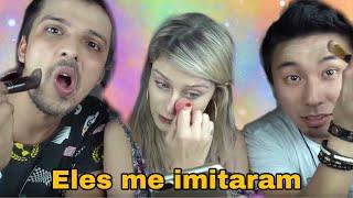 TRUQUES DE MAQUIAGEM FÁCEIS feat. Canal É TIPO ISSO