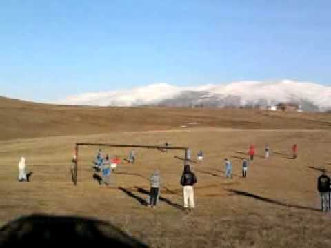 Football - Shishtavec vs Borje 2011
