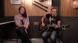 Royals by Lorde LIVE (Adelee & Gentry Acoustic Cover) A&G Studio Session