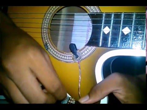 Cara Asik Main Gitar Akustik - Membuat Sepul dari Twiter Bekas - bitcoin