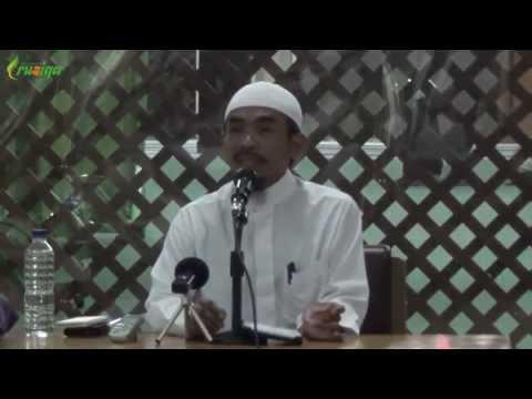 Ust. Abu Qotadah - Hubungan Orang Mukmin Dengan Para Malaikat