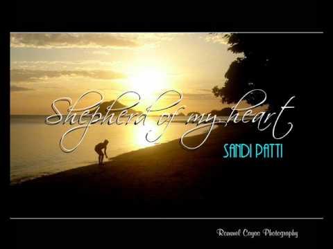 Shepherd Of My Heart-sandi Patti video