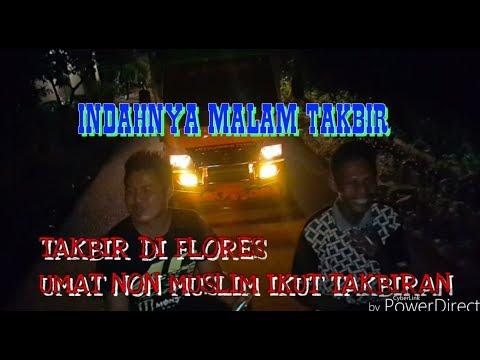 TARLING (TAKBIR KELILING) DI FLORES PEMERSATU UMMAT PLTU ROPA #PJBS CHANNEL
