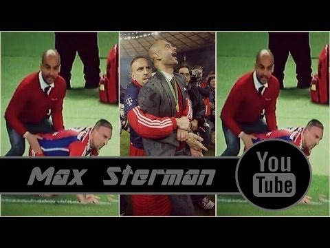 Ribery vs Guardiola [Sex Massage]