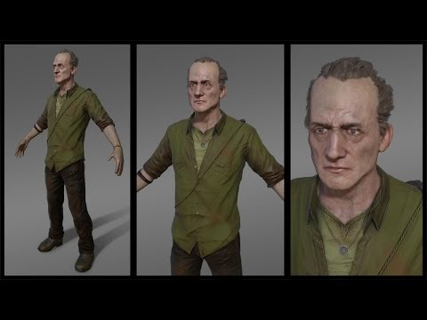 Photoshop Sneak Peek Now Available: Realistic Character Texturing Using dDo