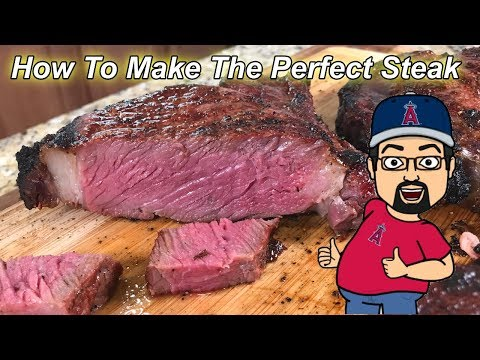 How To Make The Perfect Steak - Slow 'N Sear Product Review