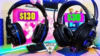 Turtle Beach Stealth 700 vs $30 Gaming Headset