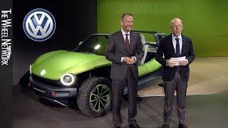 Volkswagen ID. Buggy Reveal @ Volkswagen Group Night – 2019 Geneva Motor Show