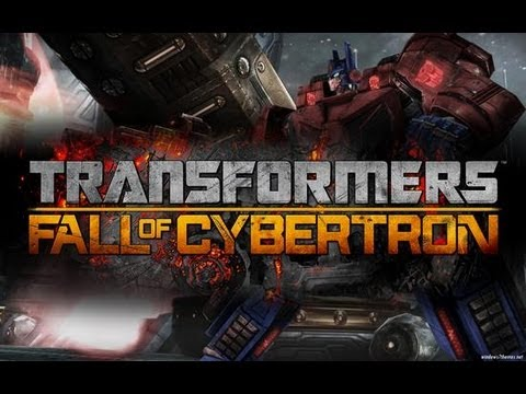 Transformers: Fall of Cybertron - Primeiros Passos