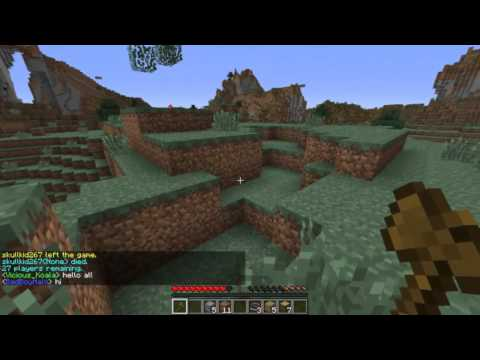 Minecraft Hunger Games   Power of Thor   Part 1   w/TheSaintsofGames