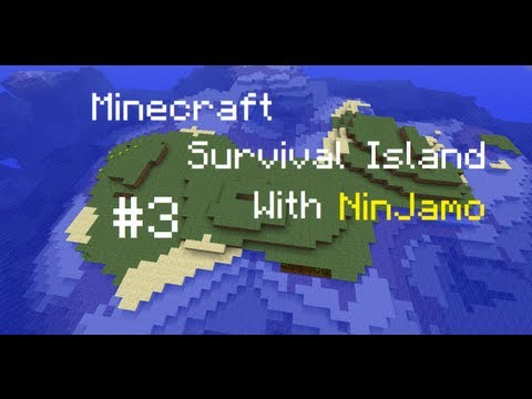 Minecraft: Survival Island Episode 3- A Big Cock Up... video