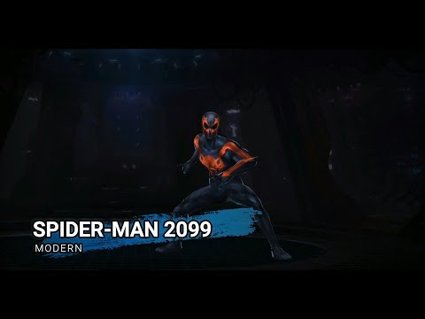 [Marvel Future Fight] รีวิว Spider-Man 2099