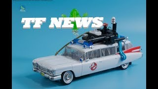 Transformers, News, Gnaw, Conehead and more