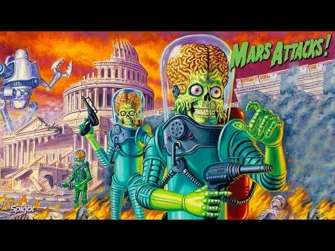Mars Attacks!(1996) Movie Review