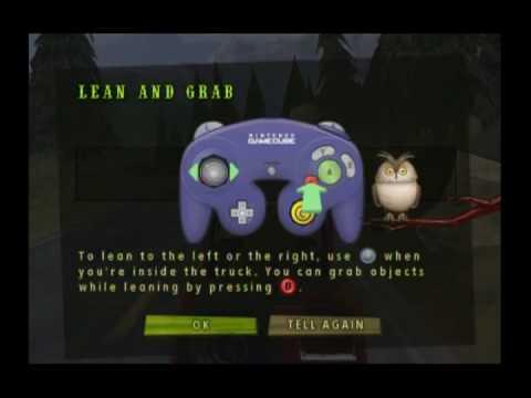 Open Season Movie Game Walkthrough Part 1 (GameCube)