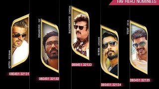 9th Anual Vijay Awards 2015   Favourite Hero   Trolling Vijay Award