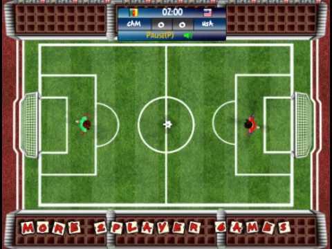 Angry Soccer - Krótki Film Gry Piłka Nożna