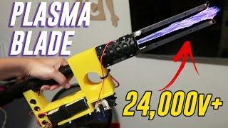 Real Life Plasma Blades!!!