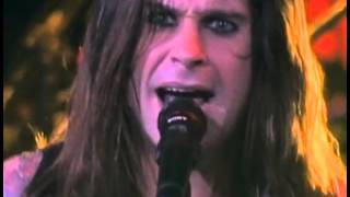 "OZZY OSBOURNE - ""I Don't Want To Change The World"" 1992 (Live Video)"