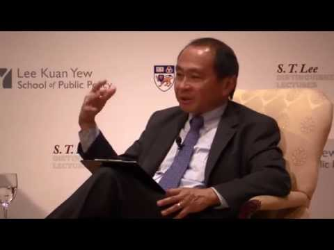 Francis Fukuyama on Political Order and Political Decay: China and the United States