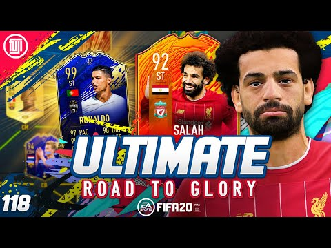 HEADLINERS HYPE!!!! ULTIMATE RTG #118 - FIFA 20 Ultimate Team Road to Glory