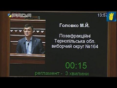 """""""Свобода"""" вимагає скасувати закон про ринок електроенергетики і ухвалити наші законодавчі ініціятиви, які б допомогли розвивати економіку"""", ‒ Михайло Головко"""