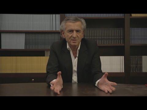 BHL célèbre la « fraternité » franco-israélienne dans une antenne du Mossad