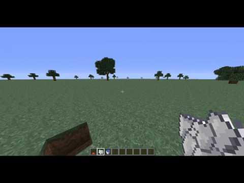 Как сделать Большой гриб в minecraft