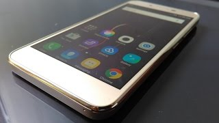 Lenovo Vibe K5 Plus Golden Full Review and Unboxing