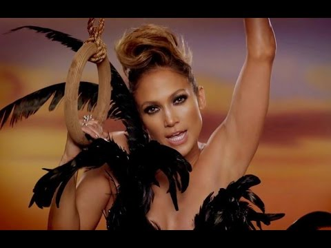 Jennifer Lopez - Live It Up ft. Pitbull Makeup Tutorial