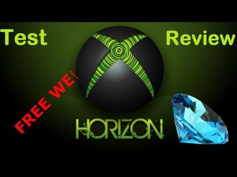 Xbox 360 Horizon Diamond Free WE - Test & Review - [German] [HD]