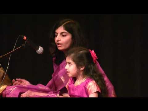 Giriraja Sutha- Tyagaraja Kruti video