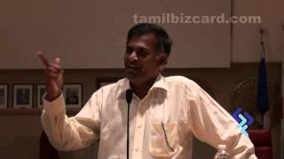 Writer Jeyamohan, Ninth International Tamil Film Festival ,Canada, June 11, 2011  Part 1