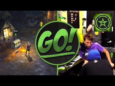 Achievement Hunter Presents: GO! #24