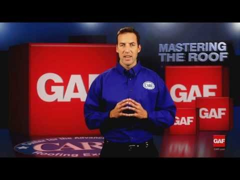 How To: Install GAF Starter Strips Roofing Shingles