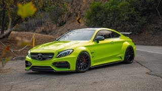 #RDBLA WIDEBODY C63S AMG, Lamborghini URUS, Tesla Model 3 & More!