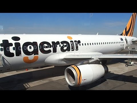 Flight Review Tigerair Australia Sydney to Gold Coast A320-200